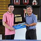 News - Hole-in-one Mr. Tran Khac Nha