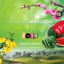 News - Newsletter in Jan & Feb, 2014