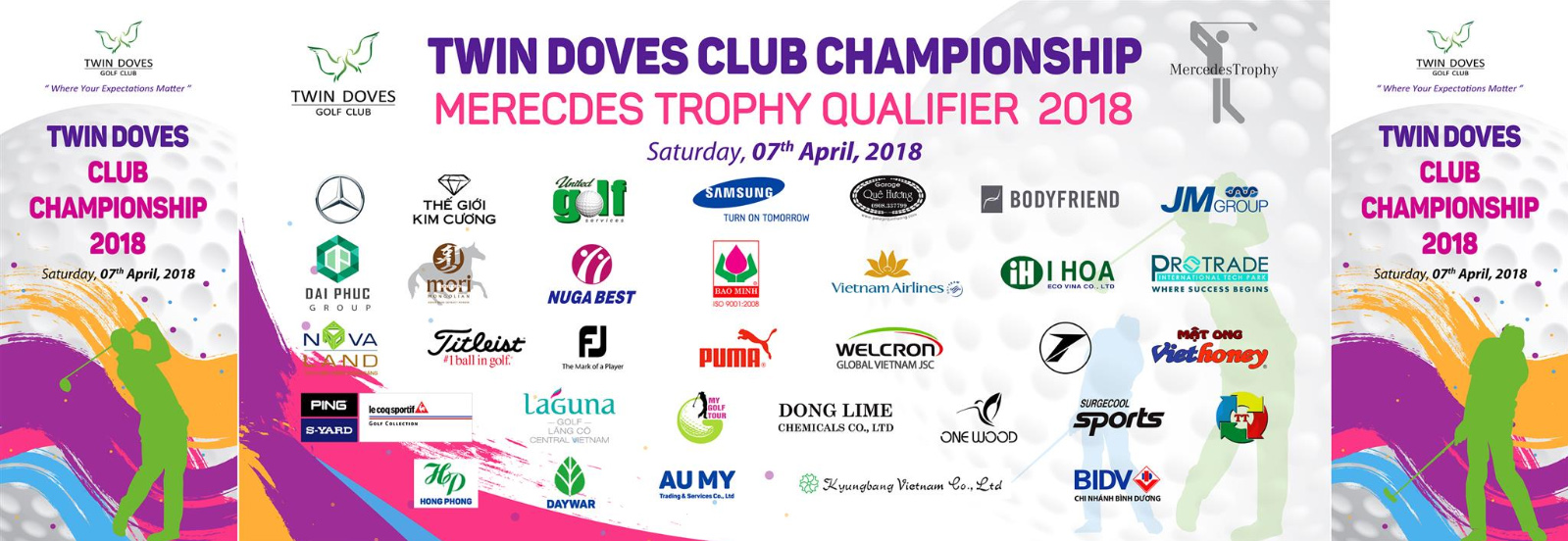 Result of Twin Doves Club Championship 2018