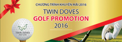 TWIN DOVES GOLF PROMOTION 2016